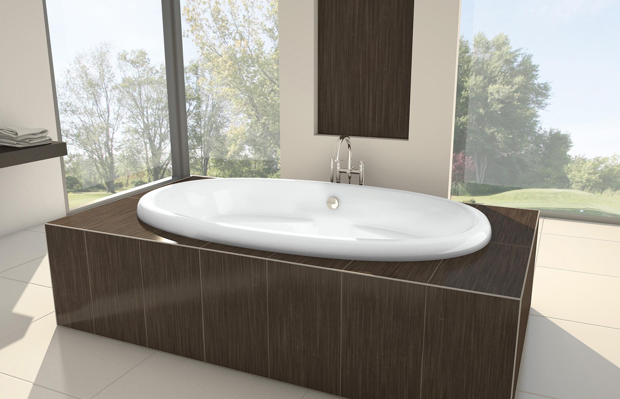 emejing tres grande baignoire images awesome interior. Black Bedroom Furniture Sets. Home Design Ideas